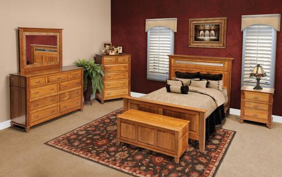 Arlington Bedroom. Jakeu0027s Amish Furniture ...