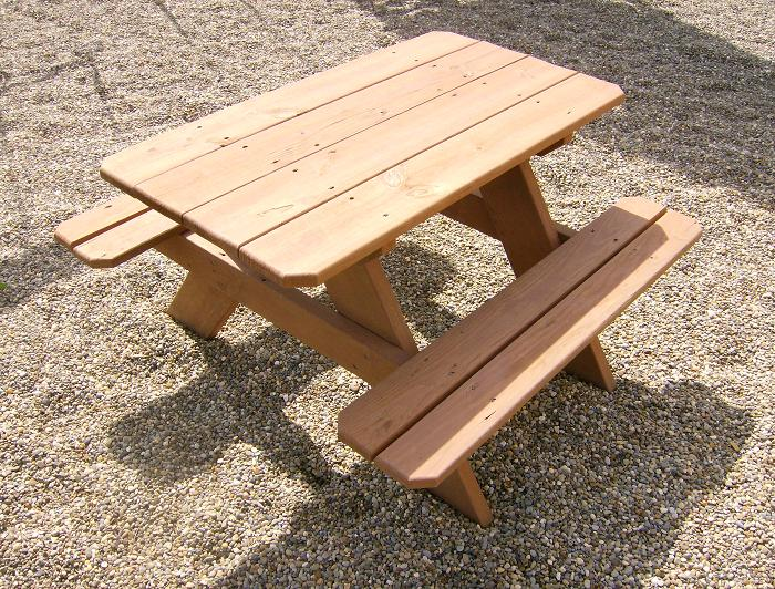 Jake 39 S Amish Furniture Small Child 39 S Picnic Table